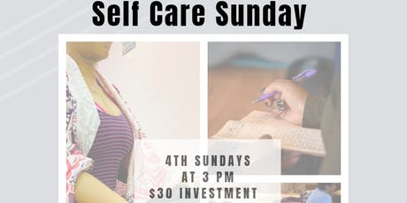 Daybreak Yoga Presents: Self Care Sunday tickets