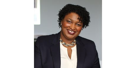 A Conversation with Stacey Abrams tickets