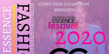 Curvy Gurl Collection Presents: Time is of the Essence Fashion Show tickets