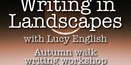 Writing in Landscapes tickets