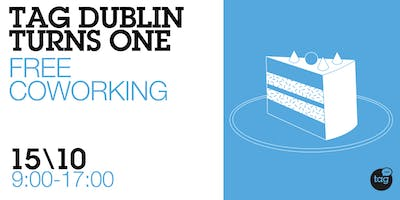Free Coworking Day | Talent Garden Dublin Turns One