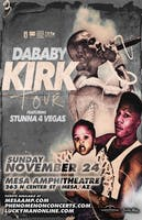DaBaby - Kirk Tour
