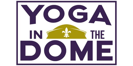 Yoga In the Dome