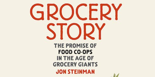 Grocery Story Book Release Tour