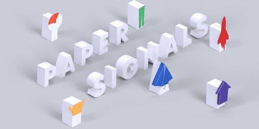 Digital Workshop: Paper Things