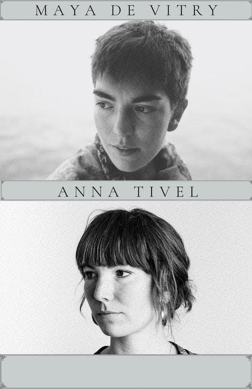 Anna Tivel  Maya DeVitry