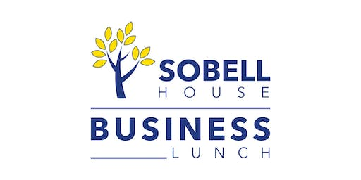 The Sobell House Business Lunch with Martin Keown