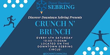 Crunch N' Brunch tickets