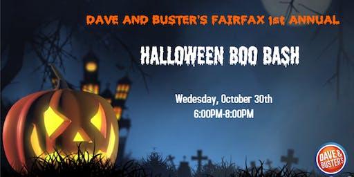 Dave & Buster's Fairfax Halloween Boo Bash