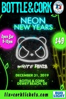 White Panda Neon  NYEVE Party