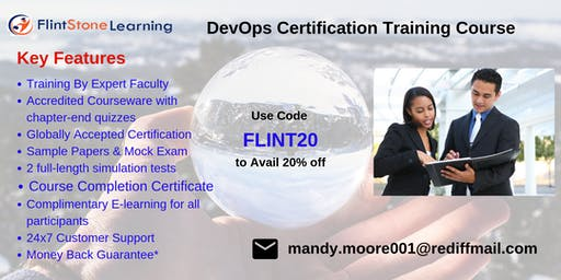 DevOps Bootcamp Training in Angels Camp, CA