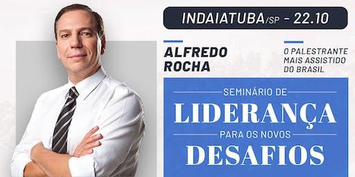 Seminário de Liderança (Indaiatuba/SP) com Alfredo Rocha