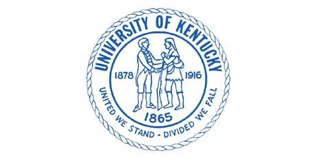 University of Kentucky President Eli Capilouto's Reception tickets