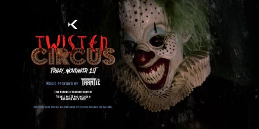 Twisted Circus Part 1 at Kabana Rooftop