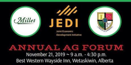 JEDI AG FORUM 2019 tickets
