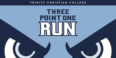 2019 Trinity Three Point One Run (or Walk)
