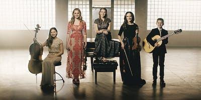 Grammy Nominated Violinist Jenny Oaks Baker & Her Talented Children