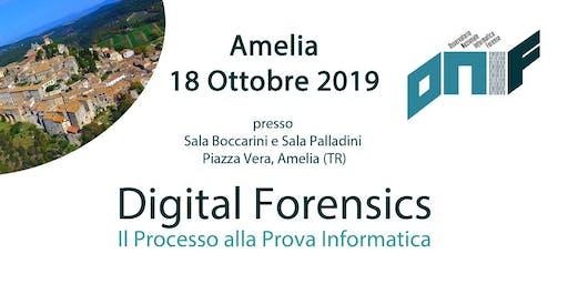 DIGITAL FORENSICS: IL PROCESSO ALLA PROVA INFORMATICA