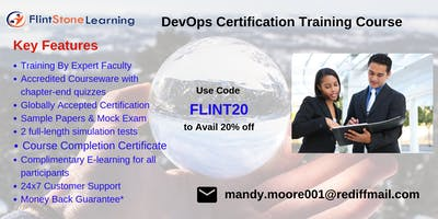 DevOps Bootcamp Training in Arcadia, CA