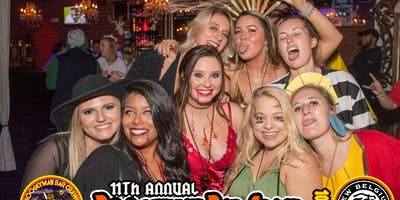 12th Annual Raleigh Boogeyman Bar Crawl