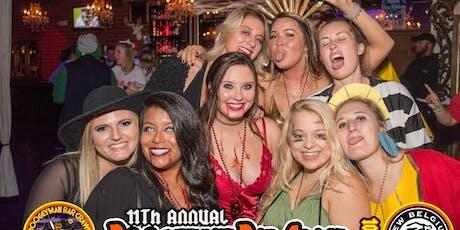 12th Annual Raleigh Boogeyman Bar Crawl tickets