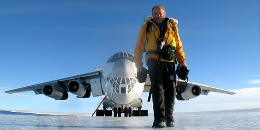 Southern Star Events : Pat Falvey - From Everest to Antartica and surviving death