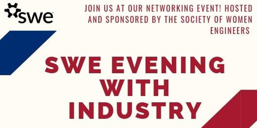 SWE Evening with Industry