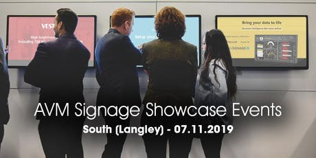 Signage Showcase South tickets