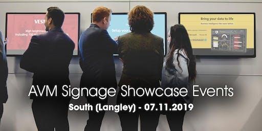 Signage Showcase South