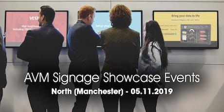 Signage Showcase North tickets