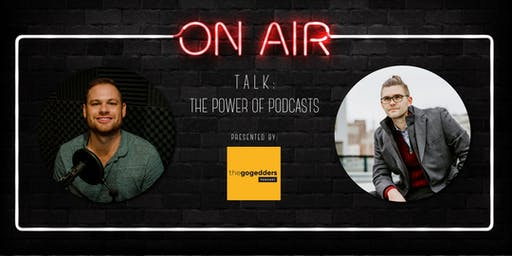 Talk: The Power of Podcasts