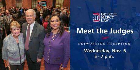 Meet the Judges Networking Reception tickets