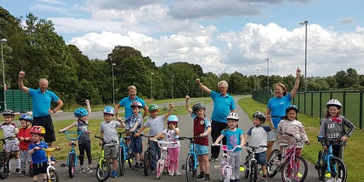 CHILDREN'S LEARN TO RIDE - FREE- HOLIDAY ACTIVITY - PENDLE