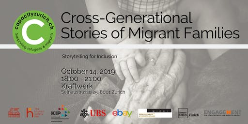 Storytelling for Inclusion | Cross-Generational Stories of Migrant Families