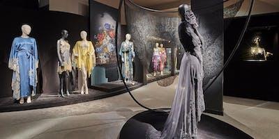 Allez:NL - Rondleiding: Beautiful Lace & Carine Gilson Mode Kant Museum