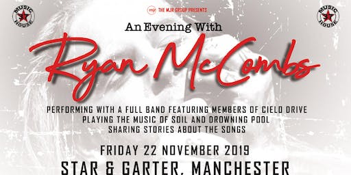 Ryan McCombs (The Star and Garter, Manchester)