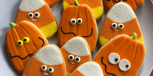Ghosts & Goblins Cookie Decorating for Kids and Adults