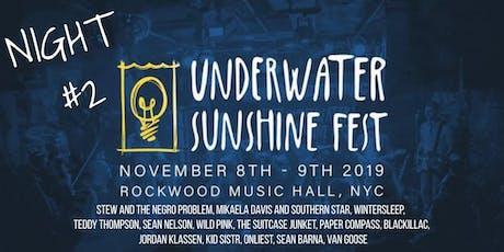 Underwater Sunshine Festival Night #2 tickets