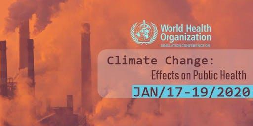 Edmonton World Health Organization Conference 2020