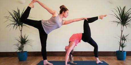 We Rise by Lifting Others - A Backbend Workshop tickets