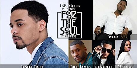 An Evening of R&B Featuring Justin Ruff tickets