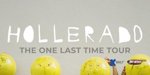 Hollerado--The One Last Time Tour