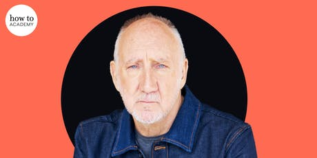 An Evening with Pete Townshend | In Conversation with Mariella Frostrup tickets