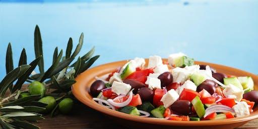 Greek Cooking Class