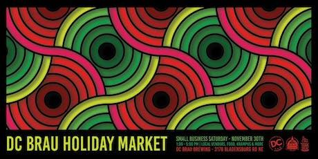 2019 DC Brau Holiday Market tickets