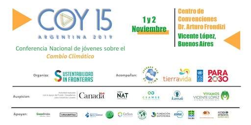 COY 15 Argentina