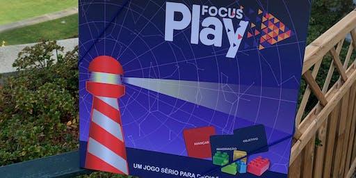 Certificação FOCUS PLAY - um jogo sério para decisões estratégicas