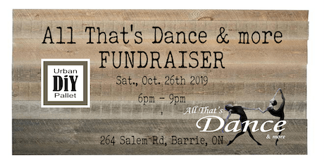 All That's Dance & more - Fundraiser tickets