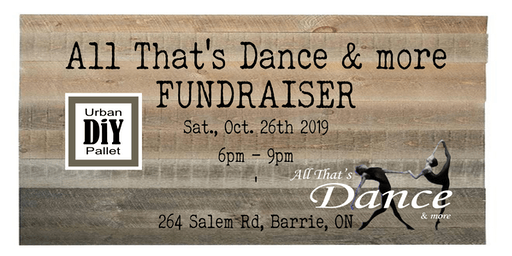 All That's Dance & more - Fundraiser