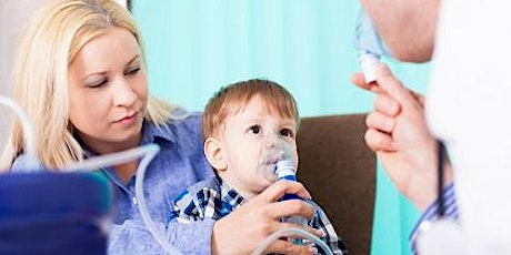 Respiratory Update for Paediatric Physiotherapists Working in the Community tickets